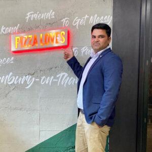Abid Hussain franchise owner