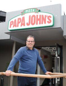 Neil Ainsworth franchise owner
