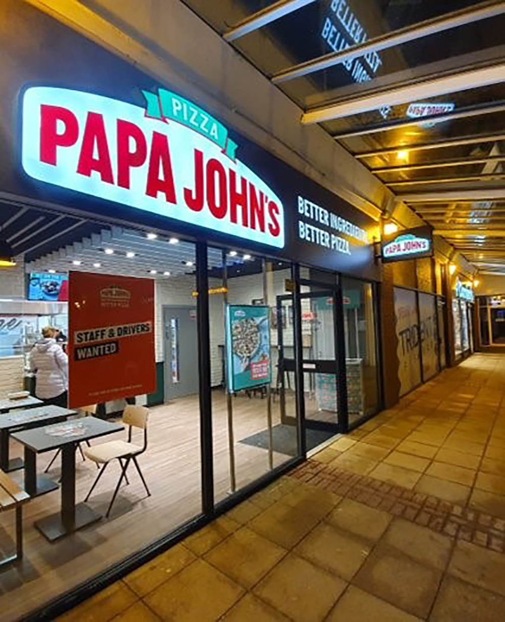 The Papa John's business model and the marketplace